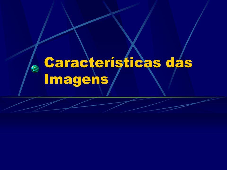Características das Imagens