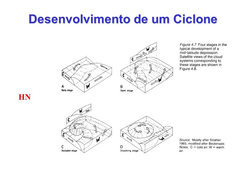 Desenvolvimento de um Ciclone HN