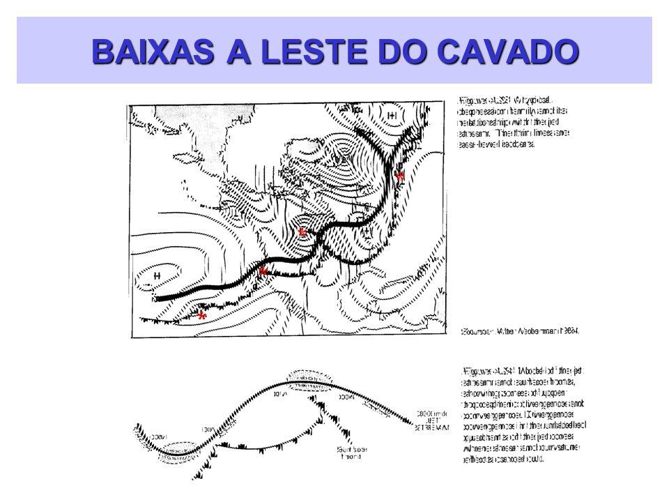 BAIXAS A LESTE DO CAVADO * * * *