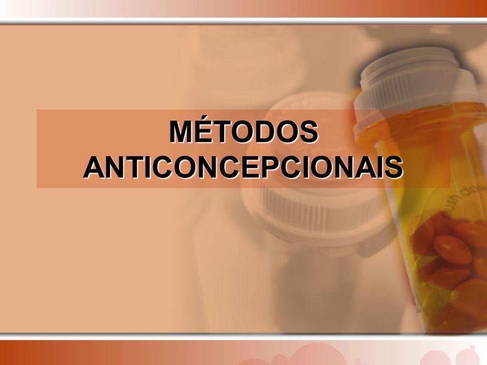 www.bioloja.com 5- MÉTODOS HORMONAIS Se usados corretamente têm eficiência superior a 99%.Se usados corretamente têm eficiência superior a 99%.
