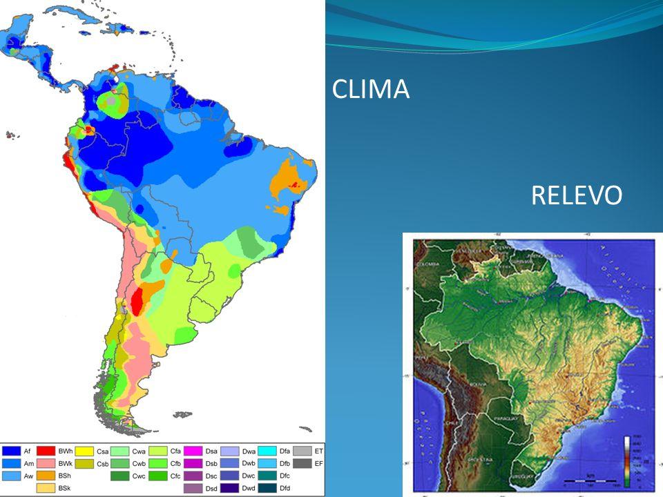 CLIMA RELEVO
