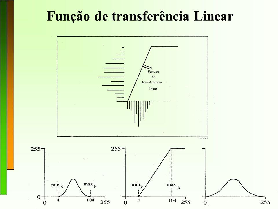 Função de transferência Linear