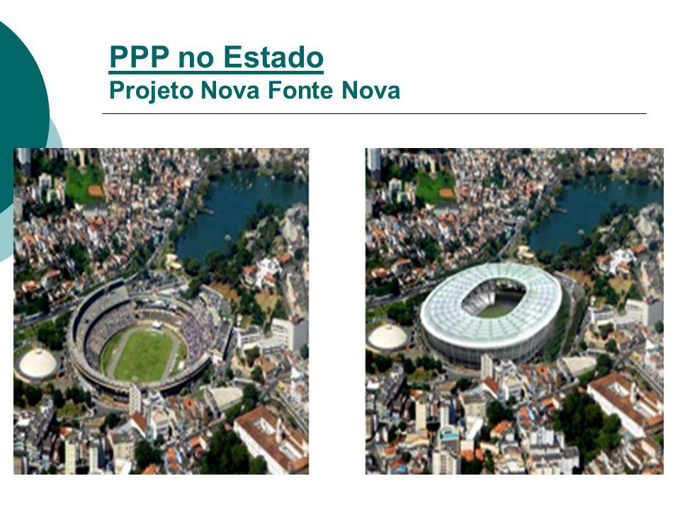 PPP no Estado Projeto Nova Fonte Nova