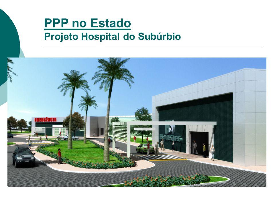PPP no Estado Projeto Hospital do Subúrbio