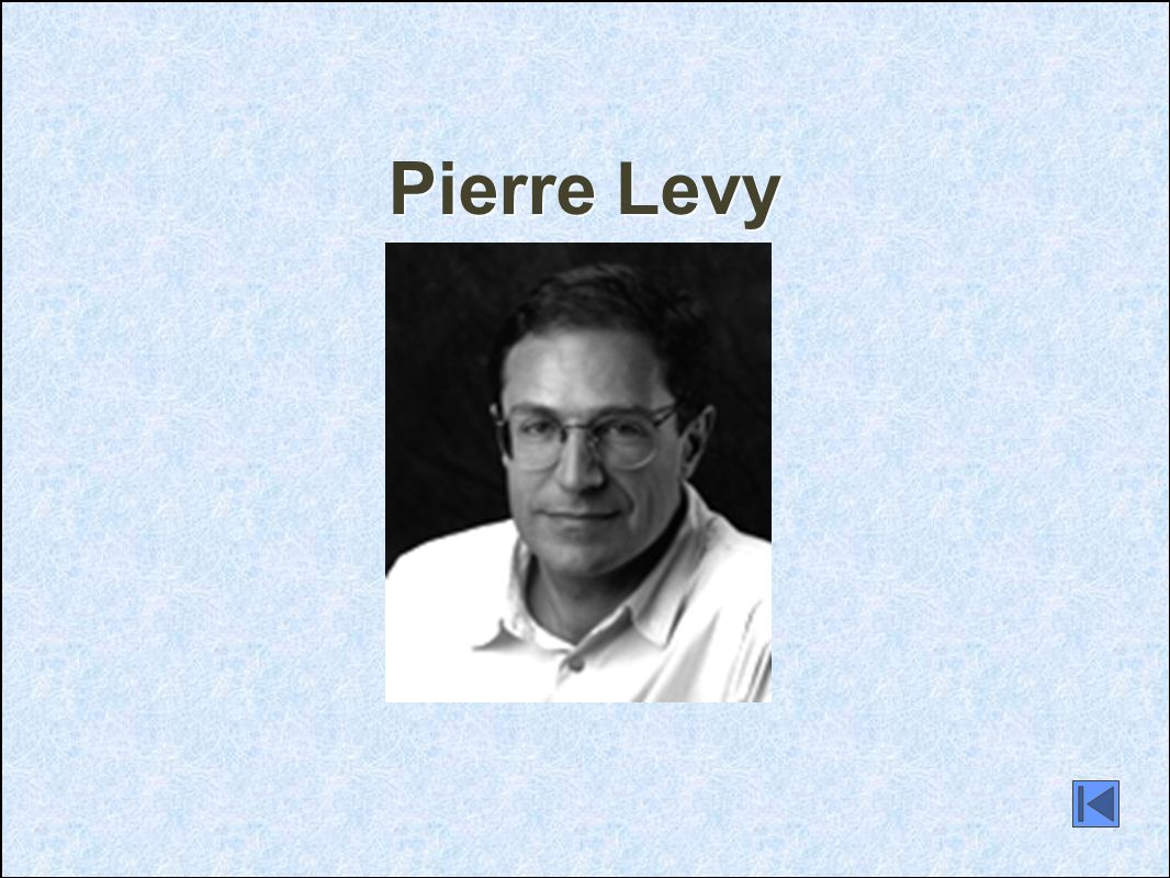 Pierre Levy