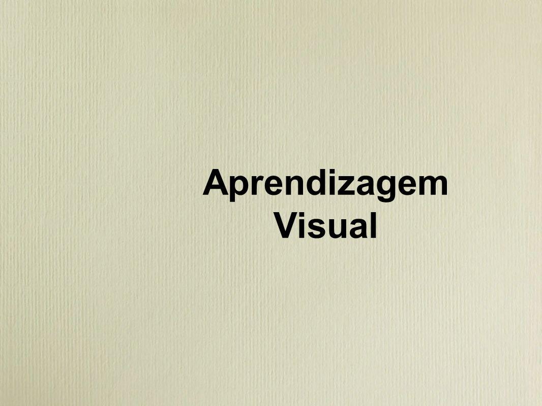 Por que Aprendizagem Visual.