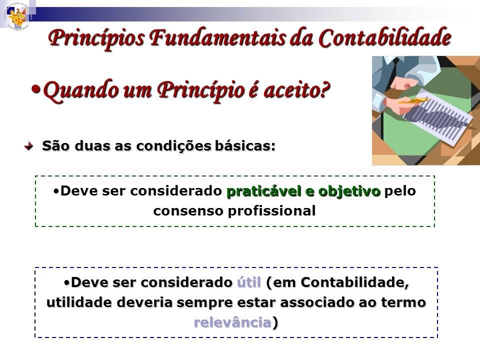 Deve ser considerado praticável e objetivo pelo consenso profissionalDeve ser considerado praticável e objetivo pelo consenso profissional São duas as