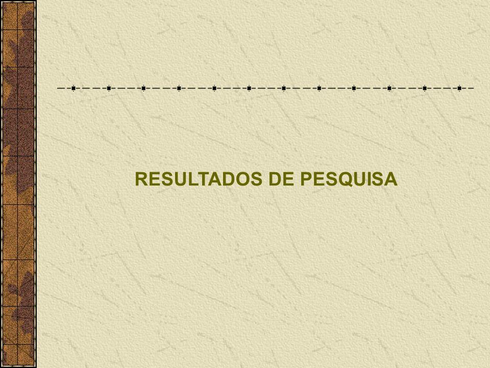 RESULTADOS DE PESQUISA
