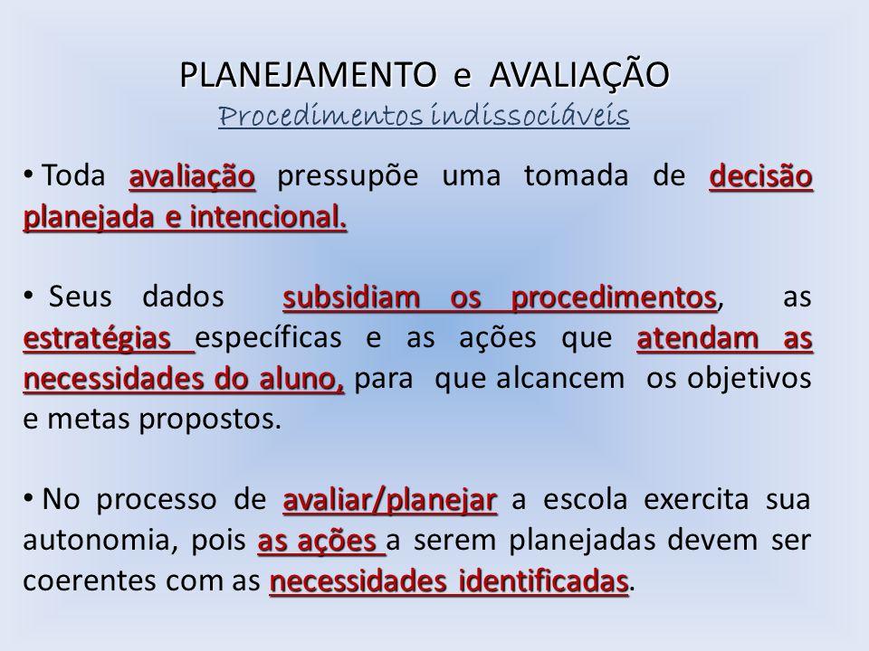 PLANEJAR: consolidação de identidades.