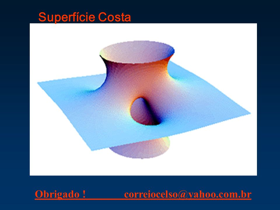 Superfície Costa Obrigado ! correiocelso@yahoo.com.br