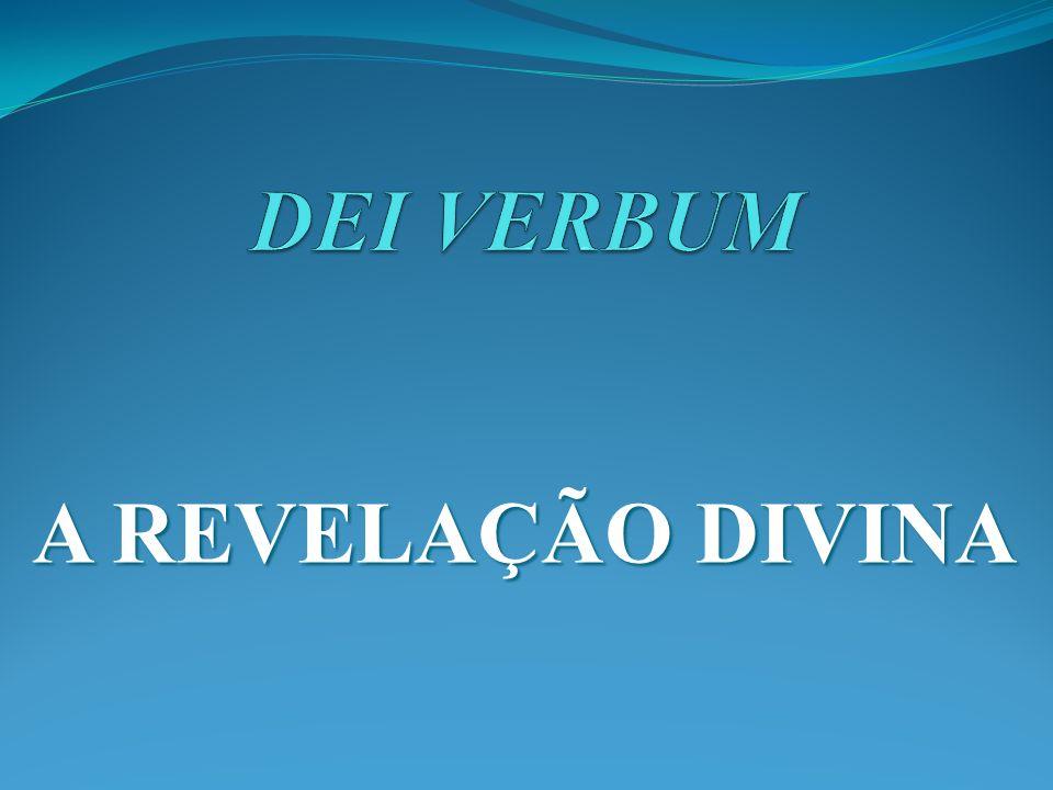 A REVELAÇÃO DIVINA