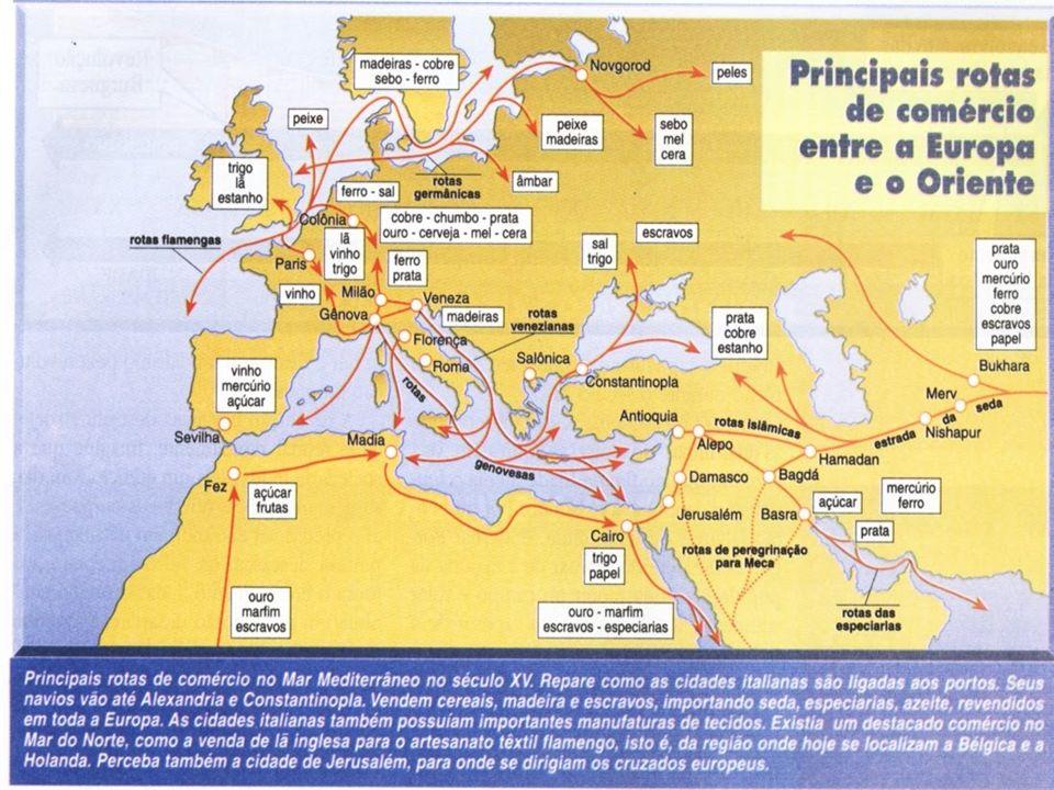 Início da expansão já em 1415 com a conquista de Ceuta; exploração e abertura de Feitorias \ Entrepostos comerciais ao longo do litoral Africano.