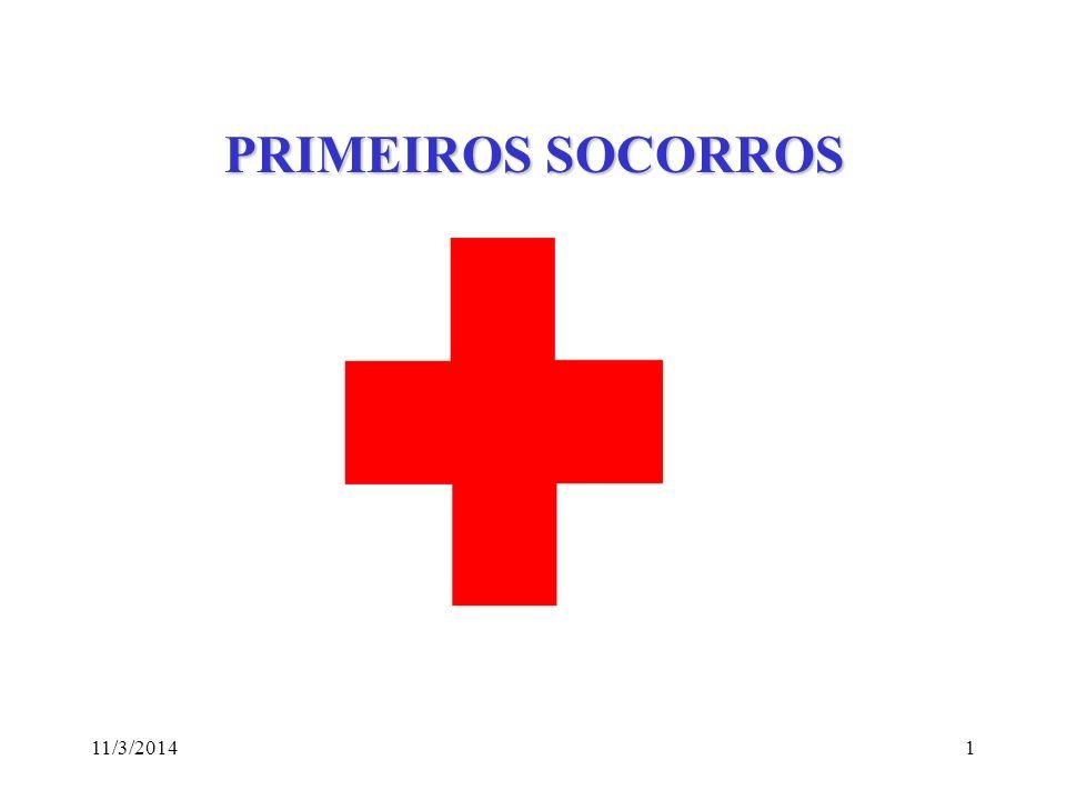 11/3/20141 PRIMEIROS SOCORROS