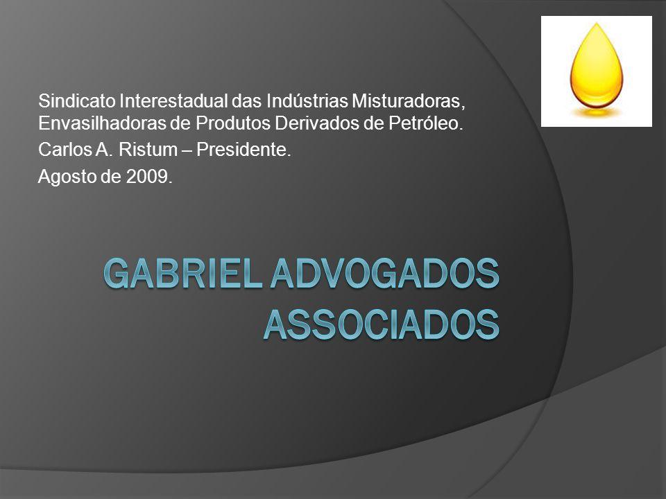 Sindicato Interestadual das Indústrias Misturadoras, Envasilhadoras de Produtos Derivados de Petróleo.