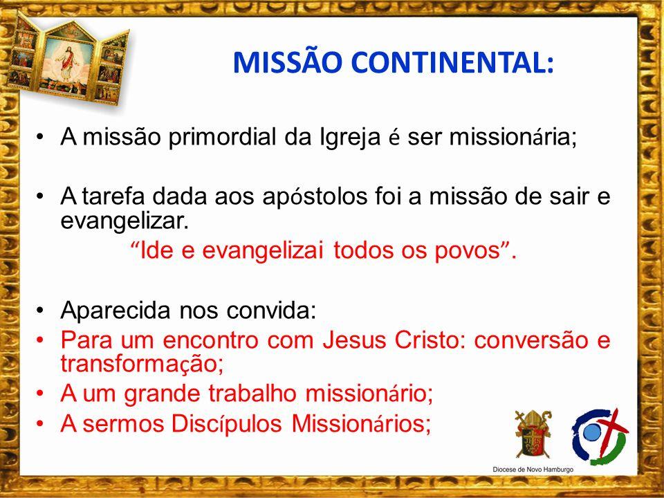 A luz da Evangélica opção preferencial pelos pobres – vida digna (Cáritas); Promovendo a dignidade da pessoa (atendimento humanizado); Renovando a comunidade.