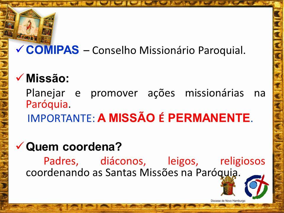Imagens da Missão S í mbolo da Missão Capelinha Mission á ria LOGOMARCA DAS MISSÕES Ser á fundamental a valoriza ç ão destas marcas!
