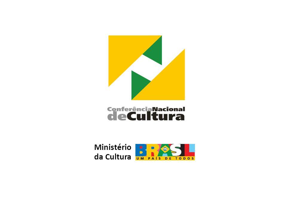 EIXO II - Cultura, Cidade e Cidadania ¹ Foco: cidade como espaço de produção, intervenção e trocas culturais, garantia de direitos e acesso a bens culturais.