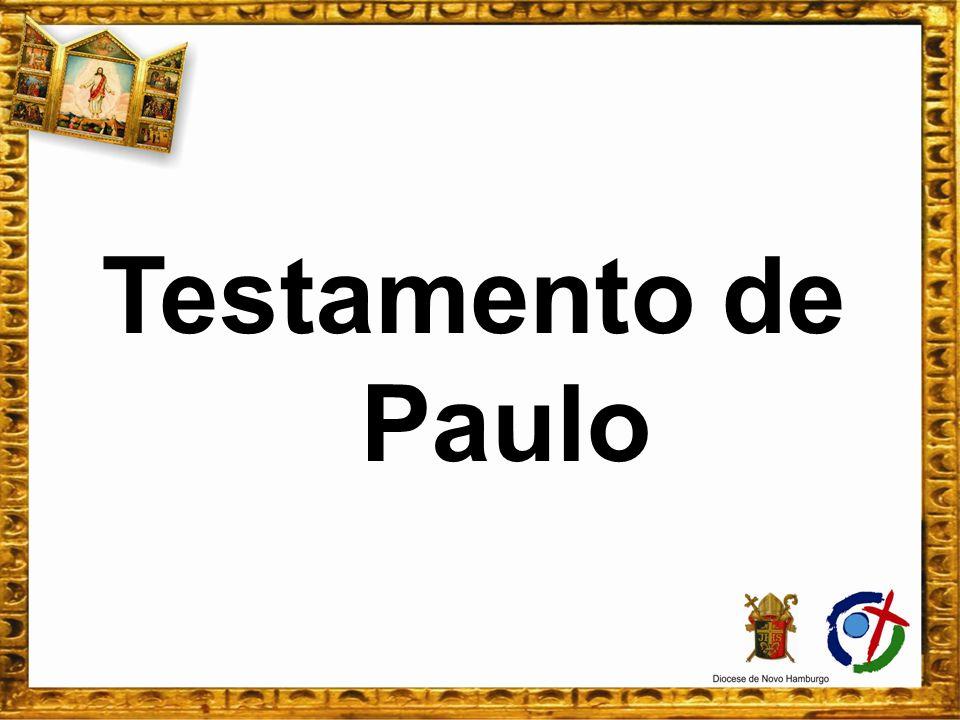 Testamento de Paulo