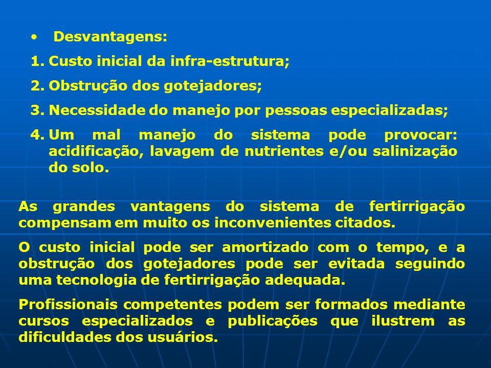 N e PSOLUBILIDADE (PARTES SOLUBILIZADAS EM 100 PARTES DE ÁGUA A 20º C) MAP23 MAP Purificado37 DAP40 N e KSOLUBILIDADE (PARTES SOLUBILIZADAS EM 100 PARTES DE ÁGUA A 20º C) Nitrato de Potássio32