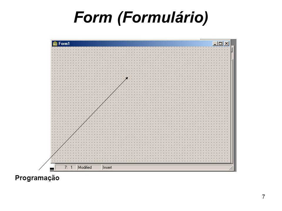 28 Exemplo: For For i := 1 to 10 do ShowMessage(IntToStr(i)); O programa acima irá imprimir valores de um a 10.