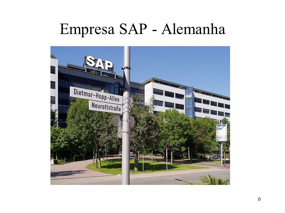 6 Empresa SAP - Alemanha