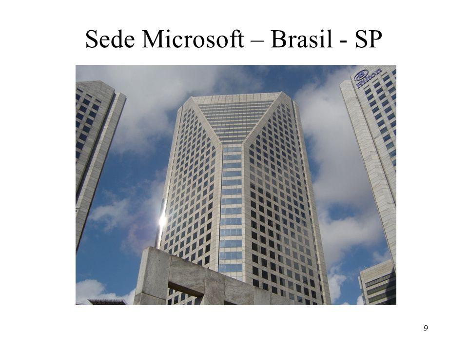 9 Sede Microsoft – Brasil - SP