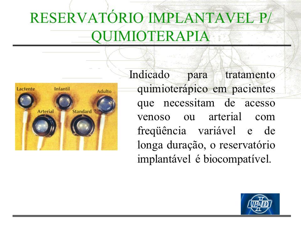 Endoprótese Matéria prima –polietileno é o UHMW 1900 que possui excelentes propriedades físicas e resistência à abrasão.