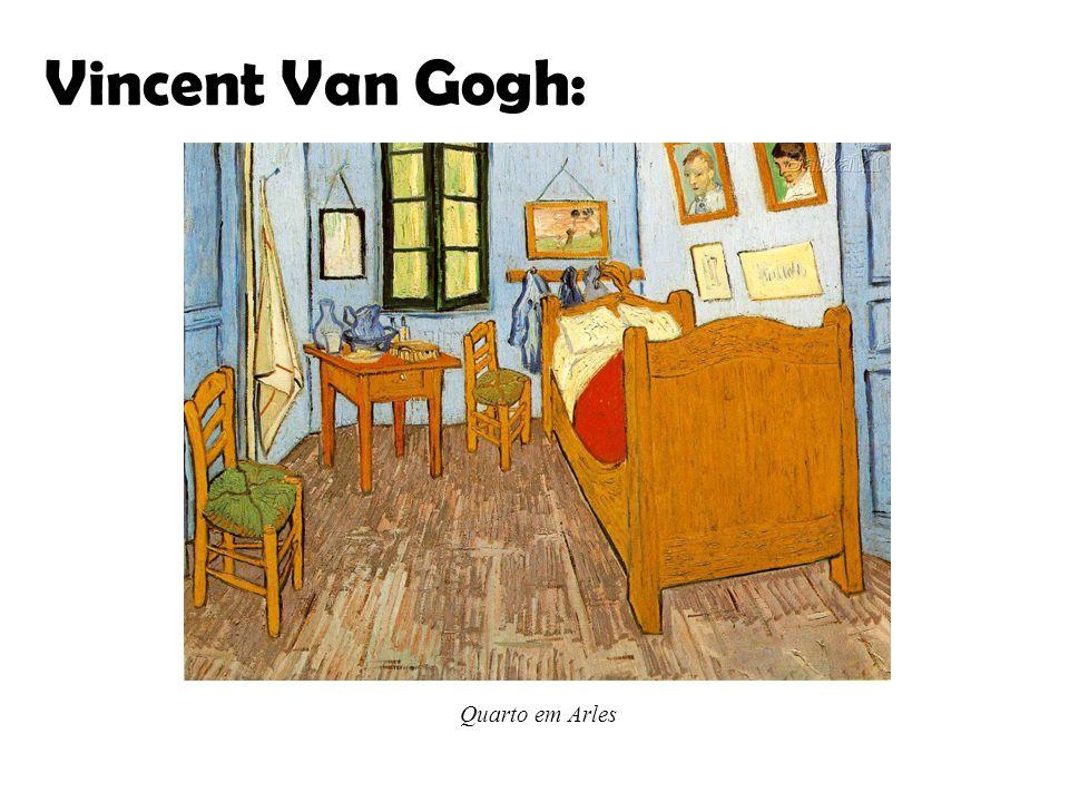 Vincent Van Gogh: Quarto em Arles