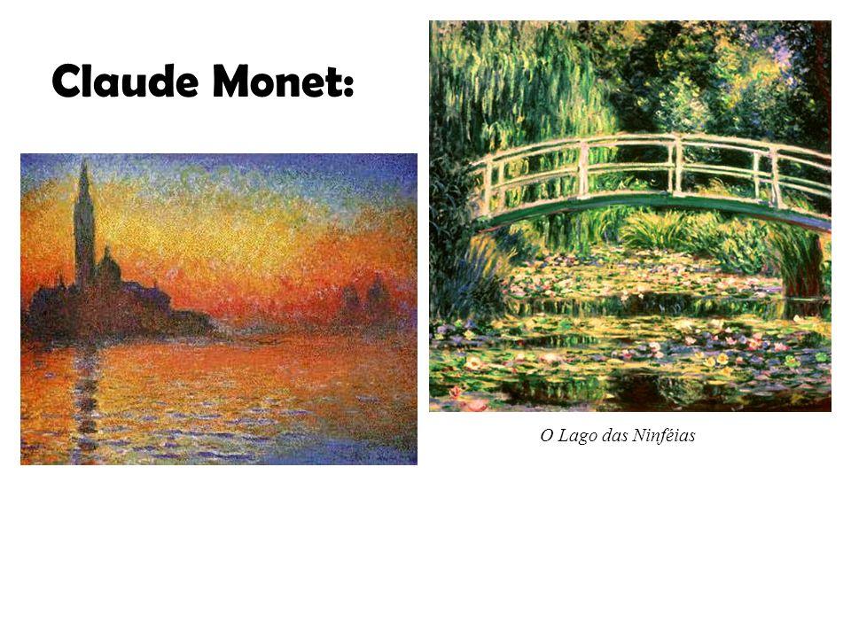 Claude Monet: O Lago das Ninféias