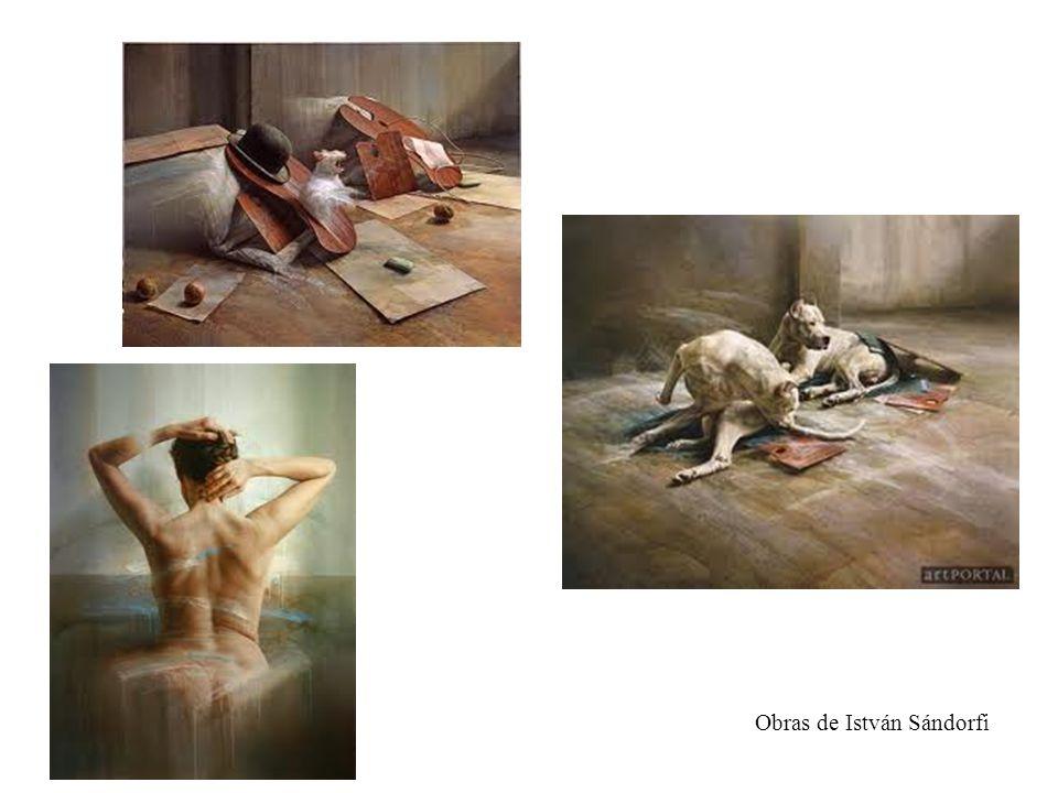 Obras de István Sándorfi