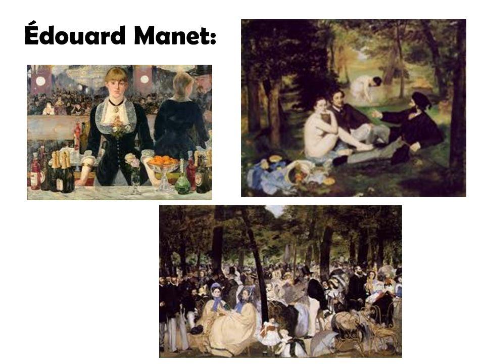 Édouard Manet: