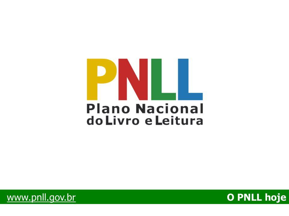 www.pnll.gov.brwww.pnll.gov.br O PNLL hoje