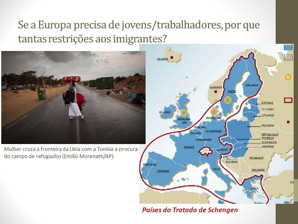 Porta de entrada na Europa!!.