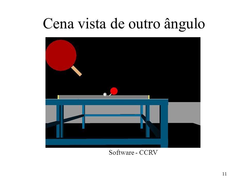 11 Cena vista de outro ângulo Software - CCRV