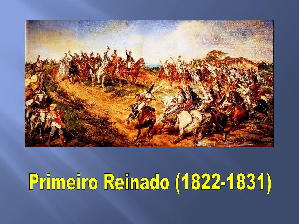 A Inglaterra, que não fazia parte da Santa Aliança, e que desejava garantir seus privilégios comerciais e políticos no Brasil, foi a grande intermediária junto às demais nações para o reconhecimento externo da nossa Independência.