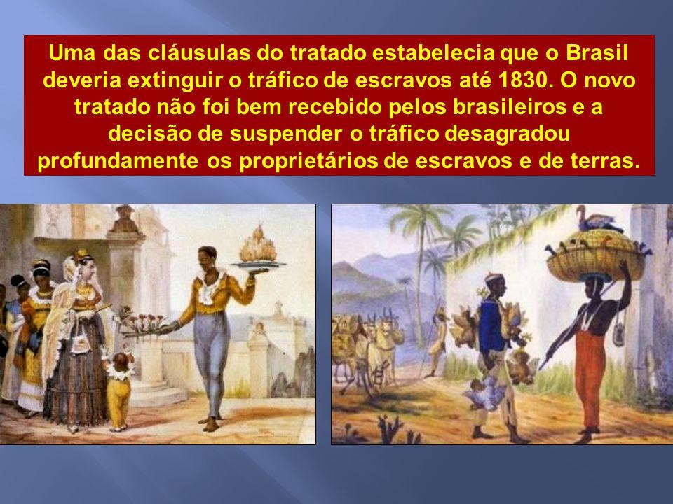 Após o reconhecimento por parte de Portugal, não demorou muito para que as outras nações reconhecessem a nossa Independência. A Inglaterra o fez ofici
