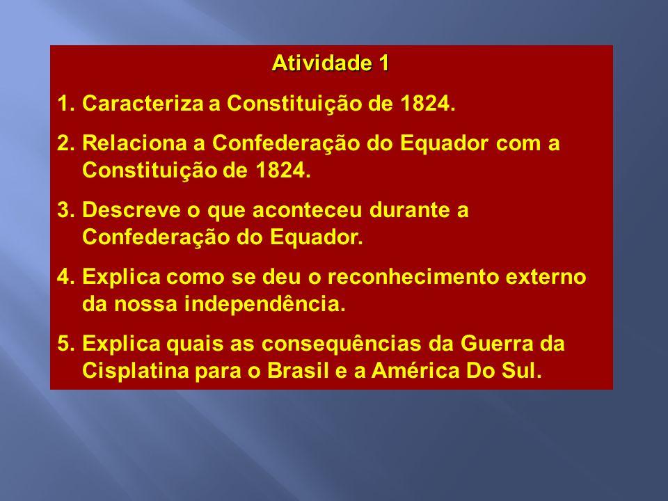 Uma das cláusulas do tratado estabelecia que o Brasil deveria extinguir o tráfico de escravos até 1830. O novo tratado não foi bem recebido pelos bras
