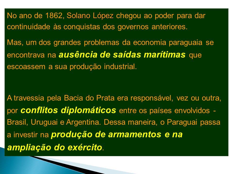 José Francia (1811-1840)Carlos López (1840-1862) Nos governos de José Francia (1811-1840) e Carlos López (1840-1862) o analfabetismo foi erradicado do