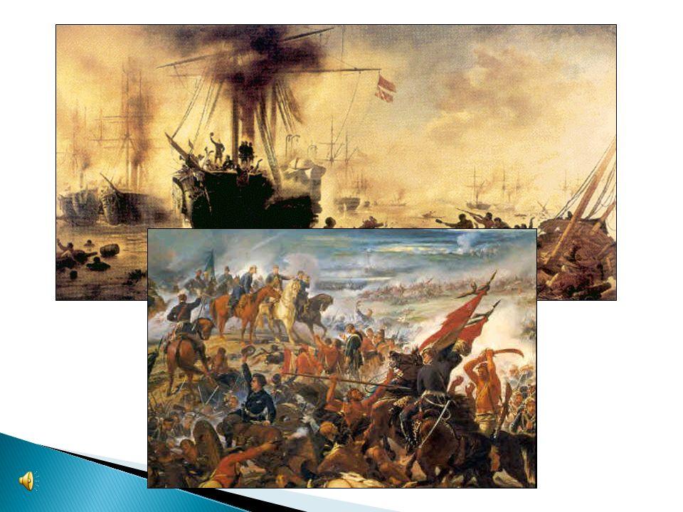 Mesmo assim, as boas condições estruturais e o alto grau de organização dos exércitos paraguaios fizeram com que a guerra se arrastasse por cinco anos