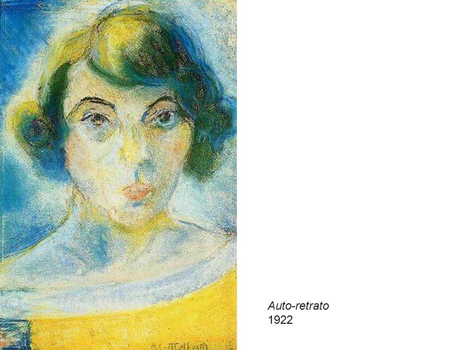Auto-retrato 1922