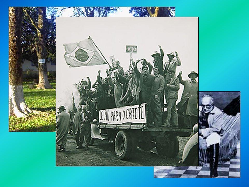 História A REPÚBLICA LIBERAL POPULISTA Getúlio Vargas – PTB (1951 – 1954): Política econômica nacionalista e intervencionista.