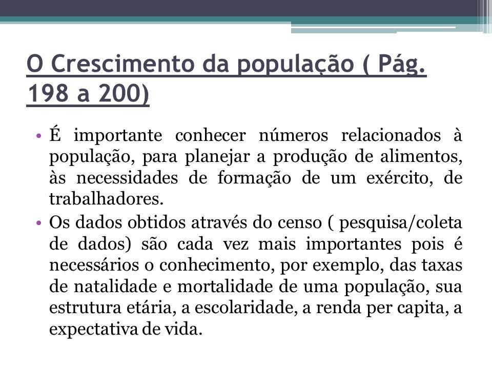 AS MIGRAÇÕES AO LONGO DA HISTÓRIA ( pág.