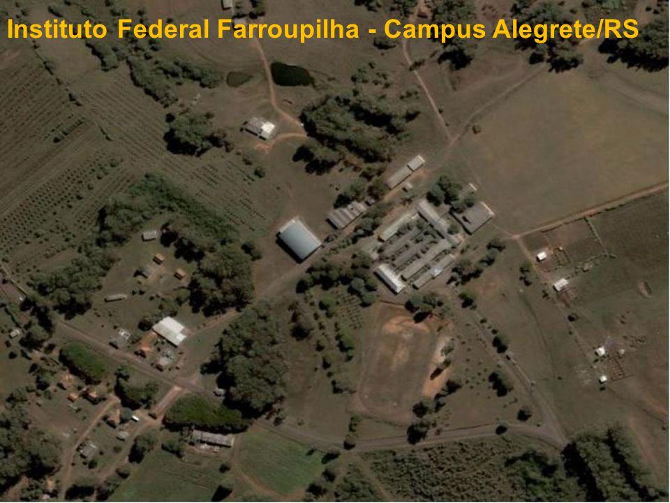 3 Instituto Federal Farroupilha - Campus Alegrete/RS