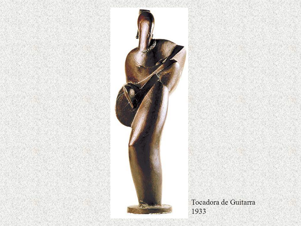 Tocadora de Guitarra 1933
