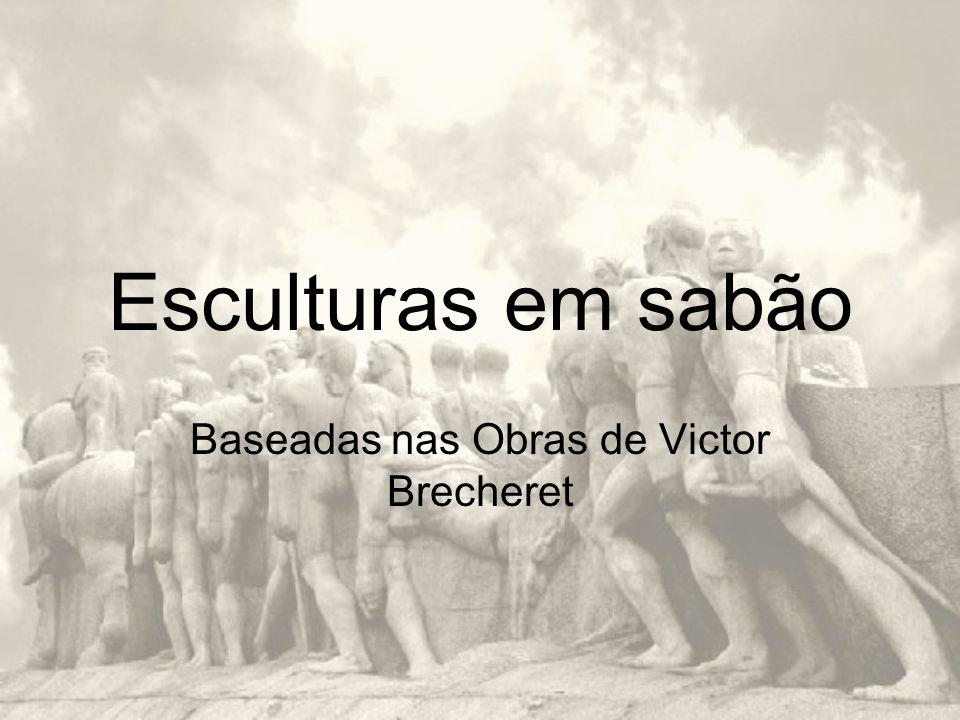 O acervo de Brecheret, encontra- se em locais públicos, museus, cemitérios, em sua grande maioria na cidade de São Paulo, onde todos podem de forma livre visualizar, valorizar, conhecer, apreciar e analisar suas grandes obras.