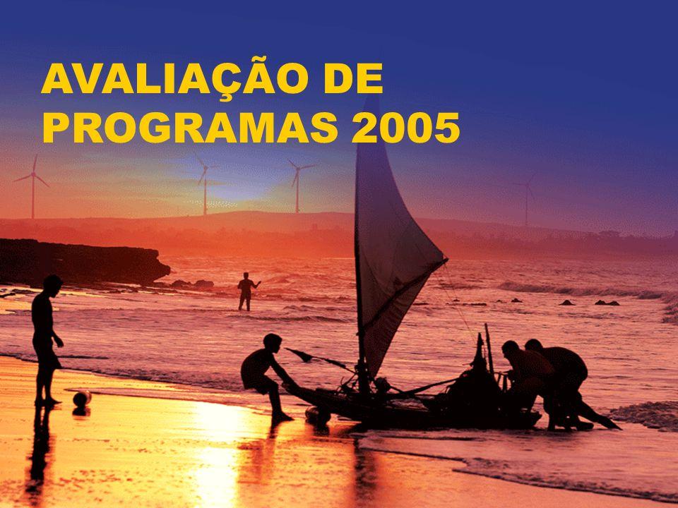 COMPOSIÇÃO DO RELATÓRIO FINAL PALAVRA DO GOVERNADOR (ENCAMINHANDO O DOCUMENTO) AVALIAÇÃO DO SETOR E PROGRAMAS RESULTADO DAS AVALIAÇÕES DO PPA COMPARTILHADO 2006 NAS REGIÕES EXECUÇÃO ORÇAMENTÁRIA DE 2005 DOS PROGRAMAS