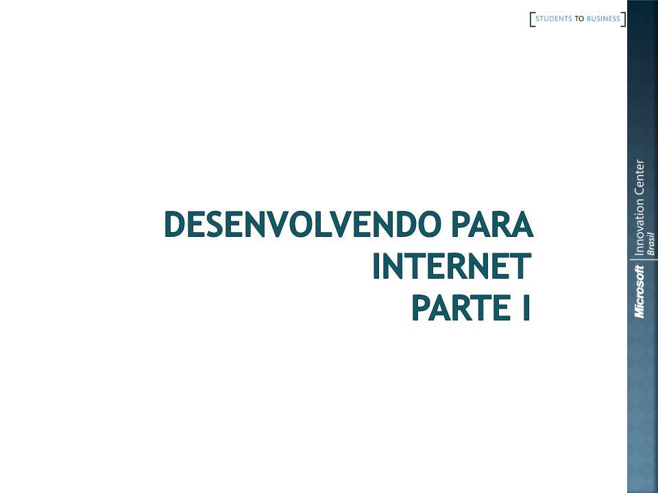 Conjunto integrado de serviços para um servidor Web Permite publicar conteúdo e disponibilizar arquivos e aplicações em um ambiente Internet/Intranet Dotado de uma interface administrativa gráfica Hospedagem de web sites Site FTP, grupos de notícias, etc Baseado no conceito de Diretório Virtual Meio indicado de instalação: Web Platform Installer