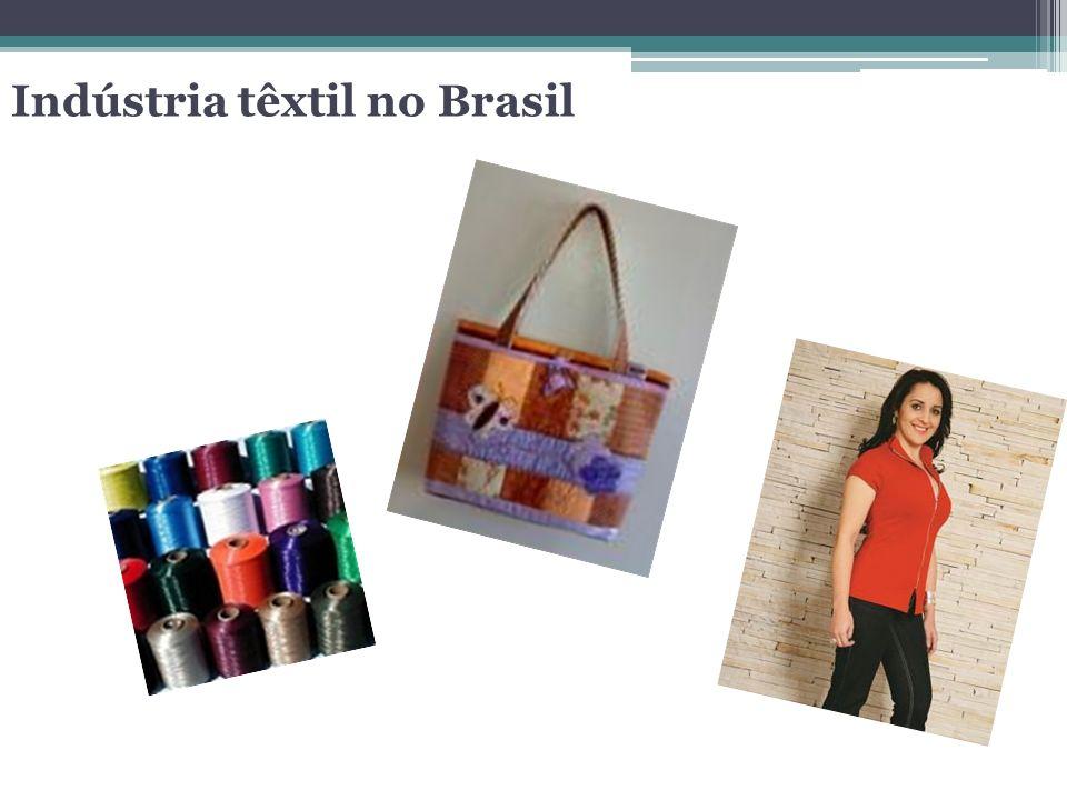 Indústria têxtil no Brasil