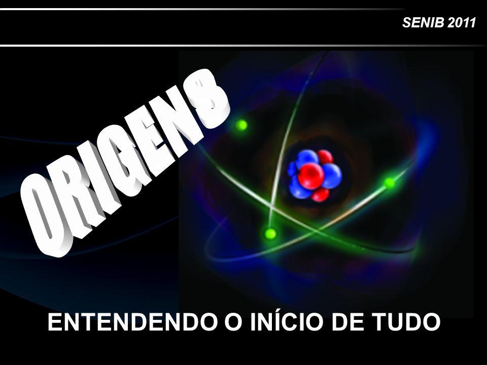 SENIB 2011 ENTENDENDO O INÍCIO DE TUDO