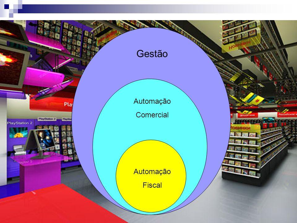 Gestão Automação Comercial Automação Fiscal